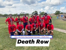 3rd place Flag Football 2021