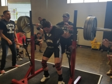 Power lifting 2018