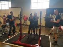power lifting 5 2018